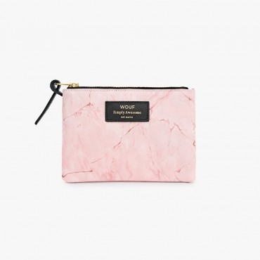 Petite pochette - Pink Marble