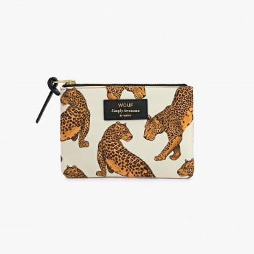 Petite pochette - Leopard