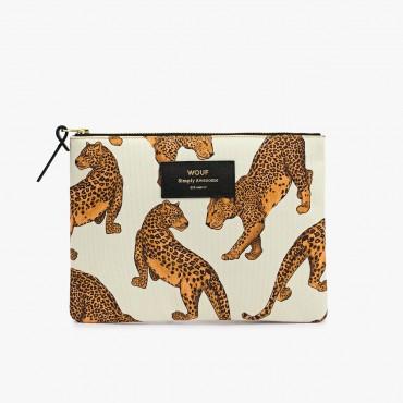 Grande pochette - Leopard