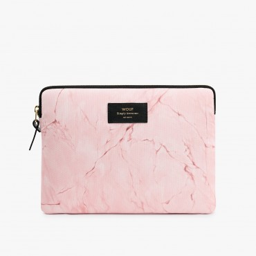 Housse d'Ipad - Pink Marble