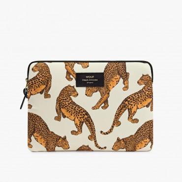 Housse d'Ipad - Leopard