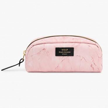 Trousse de toilette - Pink Marble (PM)