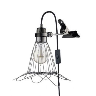Lampe baladeuse - Noir