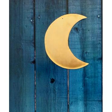 Petite lune - Doré