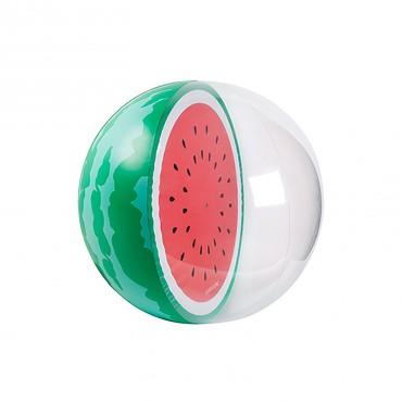 Ballon gonflable  - Pastèque