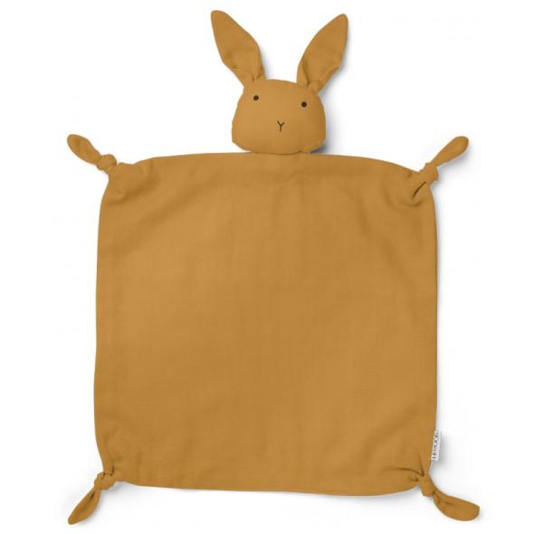 Doudou Agnete - Rabbit (Moutarde)