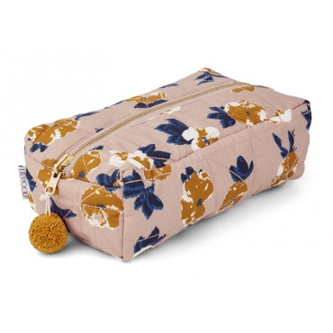 Trousse de toilette Beate - Flower Bomb Rose