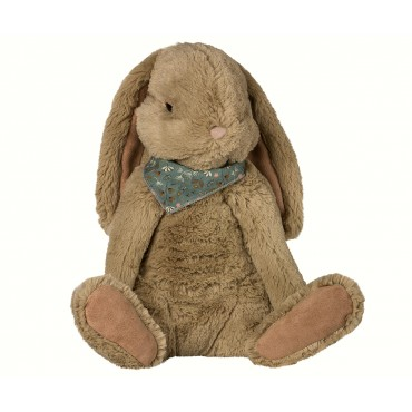Peluche Lapin Fluffy - Marron
