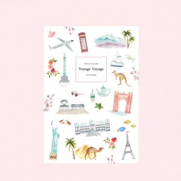 Journal A5 - Voyage Voyage