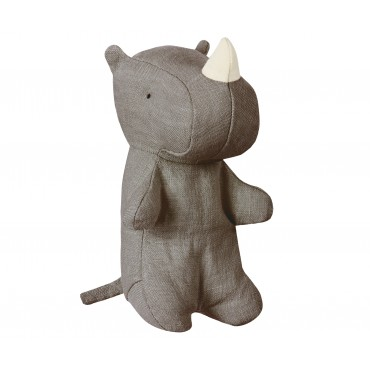 Mini Doudou Rhino