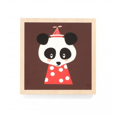 Tableau Posey Panda