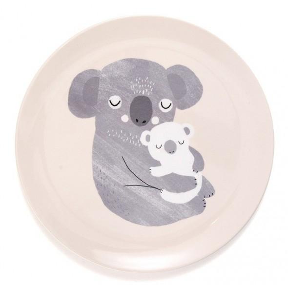 Assiette - Koala