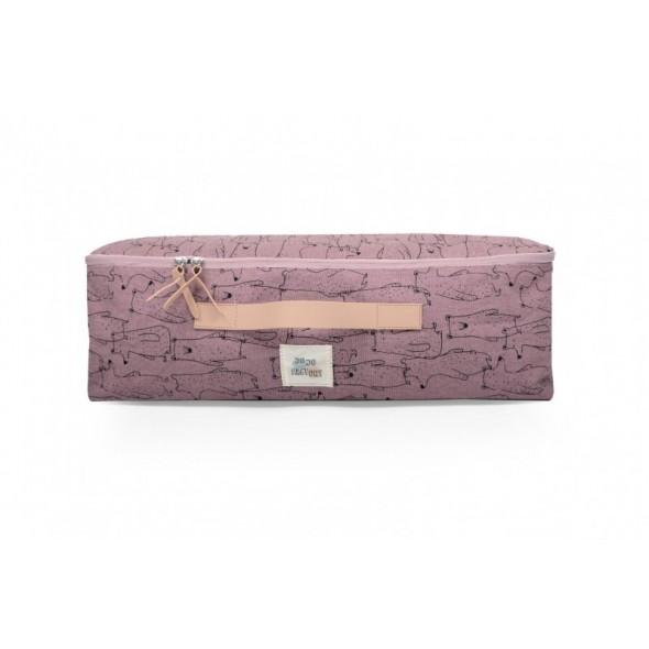 Baby Case - Bear pink