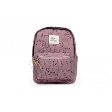 Petit sac à dos - Bear pink
