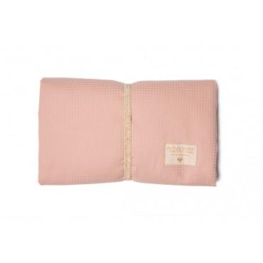 Matelas à langer imperméable Mozart - Misty pink