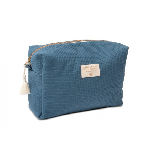 Trousse de toilette imperméable Diva - Night blue