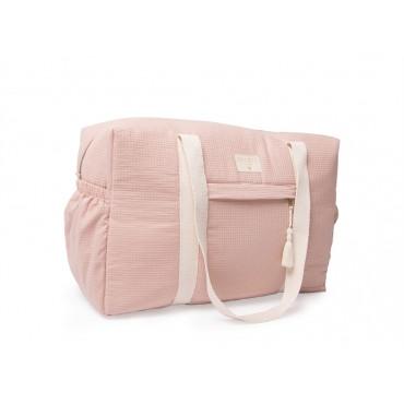 Sac à langer imperméable Opera - Misty pink