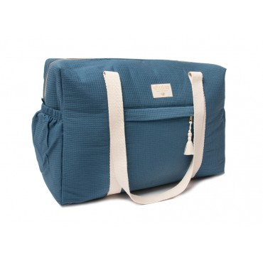 Sac à langer imperméable Opera - Night blue