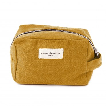 Trousse make-up Tournelles - American Mustard