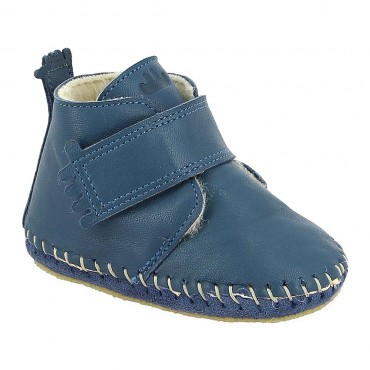 Chaussons Choblu - Denim