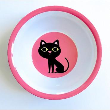 Bol par Ingela P. Arrhenius - Pink cat
