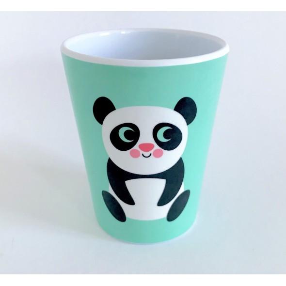 Gobelet par Ingela P. Arrhenius - Panda