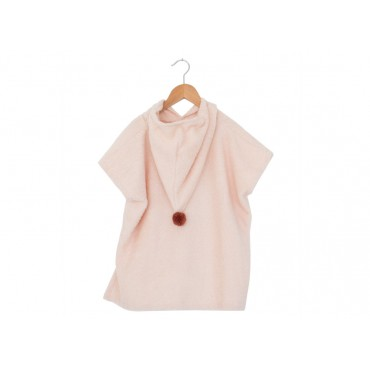 Poncho So Cute - Pink
