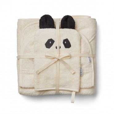 Set bébé Adele Terry - Panda