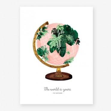 Affiche - World