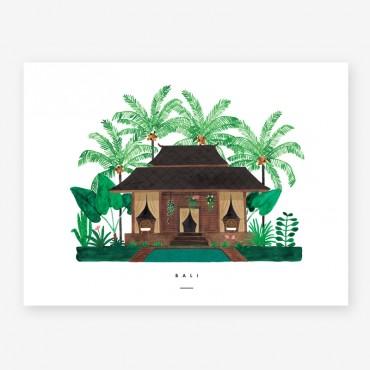 Affiche - Bali