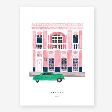 Affiche - Havana