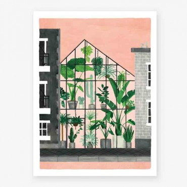 Affiche - Green House