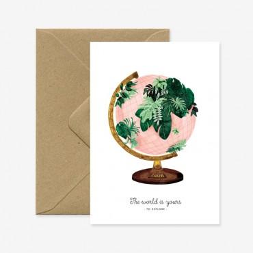 Carte - World