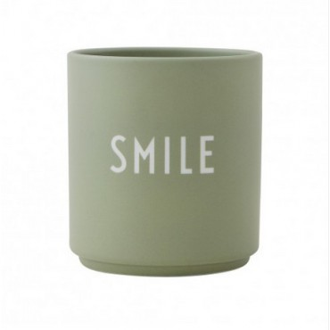 Tasse porcelaine Favourite - Smile
