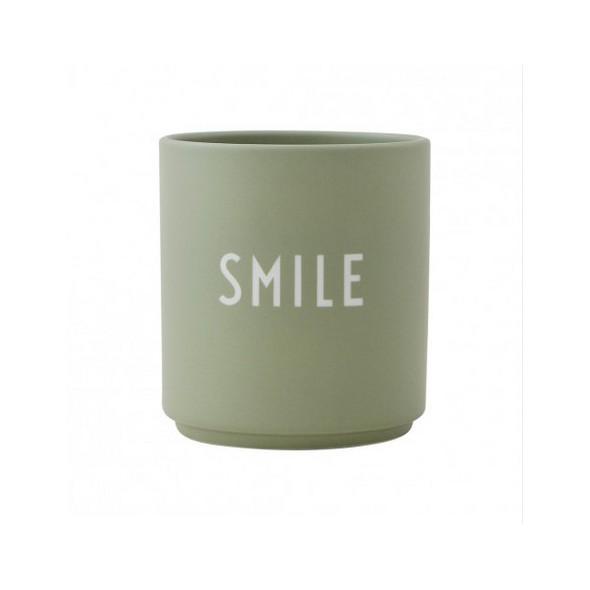 Tasse porcelaine Favourite - Smile