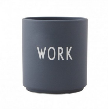 Tasse porcelaine Favourite - Work