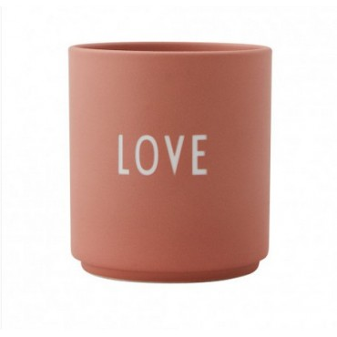 Tasse porcelaine Favourite - Love