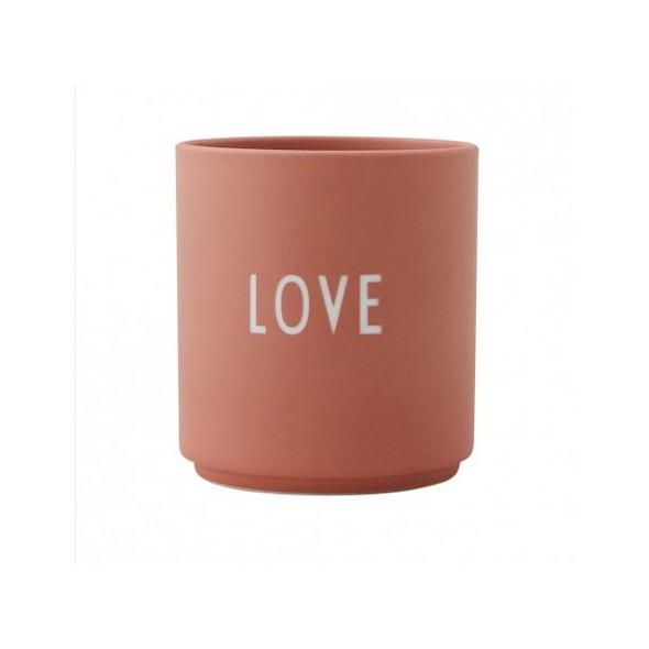 Tasse porcelaine Favourite - Love
