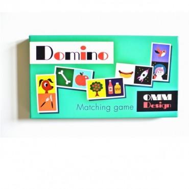 Jeu de Domino par Ingela P. Arrhenius