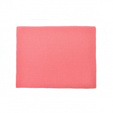 Couverture Bou - Rose blush