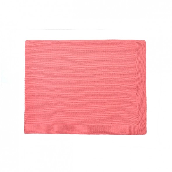 Couverture Bou - Rose blush