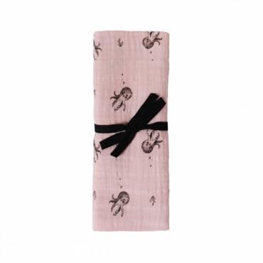 Lange Bianca - Poulpe / Vieux rose