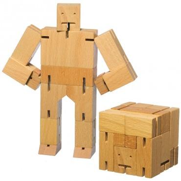 Petit Robot Cubebot par AREAWARE - Nature