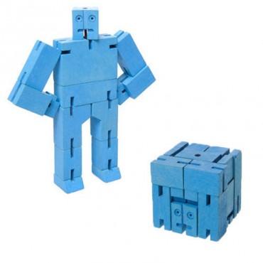 Micro Robot Cubebot par AREAWARE - Bleu