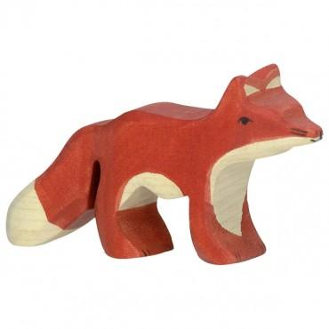 Animal en bois - Petit Renard
