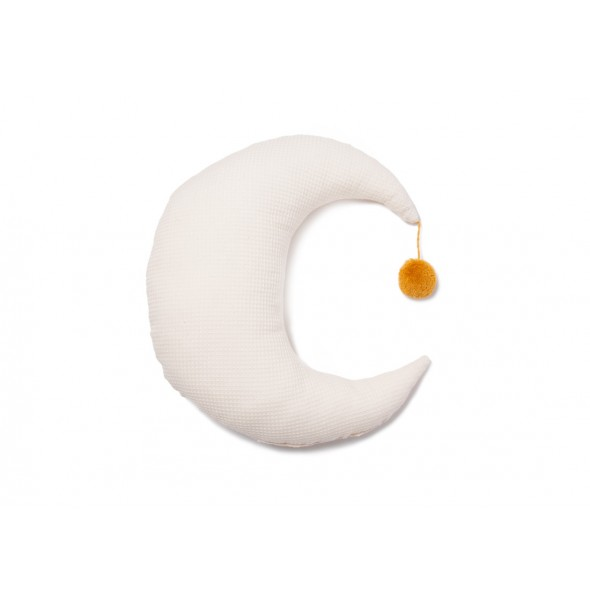 Coussin Pierrot Moon - Natural