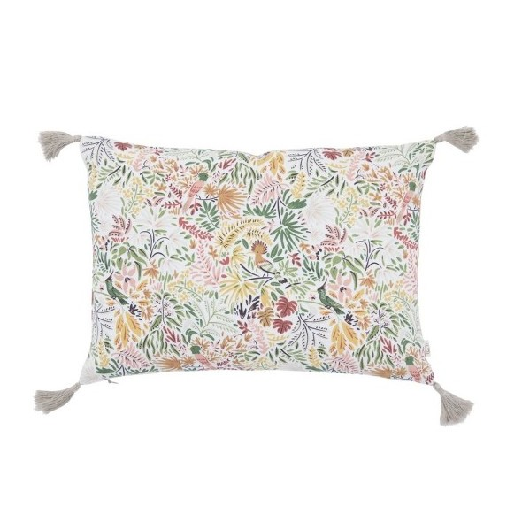 Coussin Bahia - Colibri Pink