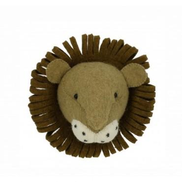Mini trophée - Lion