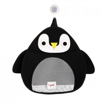 Rangement pour le bain - Pingouin