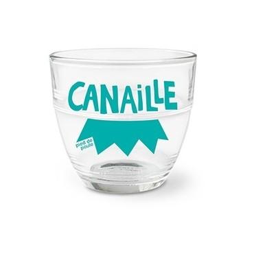 Verre Duralex - Canaille